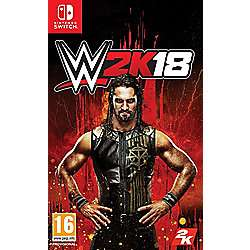 WWE 2K18 Nintendo Switch £28 - Tesco Direct