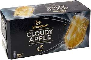 Strongbow Cloudy Apple Cider, 40 x 440ml - £26.99 delivered @ Amazon Pantry