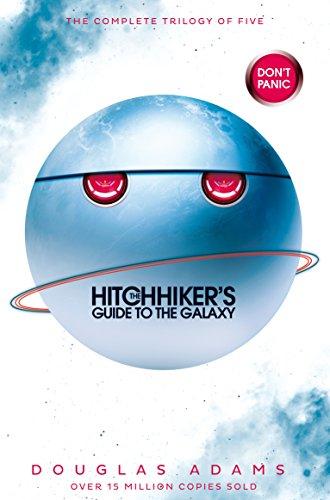 All 5 Douglas Adams Hitchhiker books - £7.59 @ Amazon Kindle