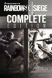 Rainbow Six Siege Complete Edition @ Xbox Store Brazil - £22.92