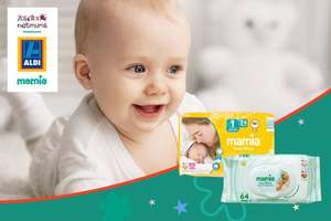 Free packs of Mamia Nappies and sensitive wipes (over 10,000 samples to be given away)