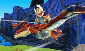 Monster Hunter Stories 3DS at £22.99 Amazon UK