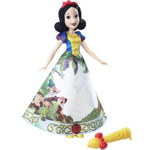Disney Princess Snow White's Magical Story Skirt Doll £4.98 / £7.93 delivered @ Toysrus