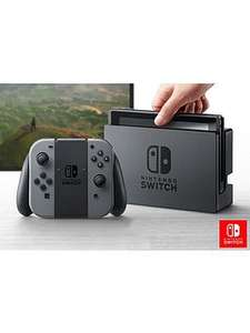 Nintendo Switch Grey £252 - 10% off for New Accounts at VERY