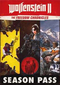 [Steam] Wolfenstein II: The Freedom Chronicles - Season Pass - £8.99  - CDKeys