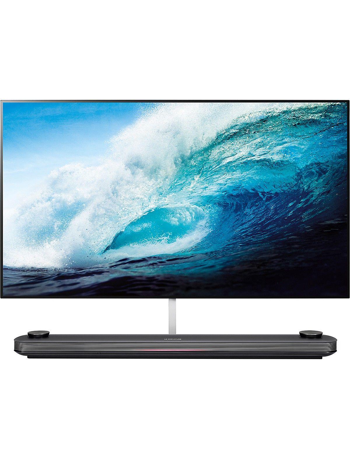"""LG 77"""" W7 signature wallpaper ultra HD OLED TV £14999 @ Selfridges"""