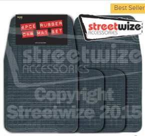 4 Car Mats £5.34 - Free Del @ Carparts4less