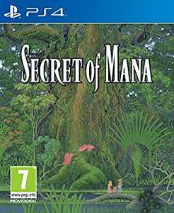 Secret of Mana [PS4] £29.99 Prime £27.99 @ Amazon