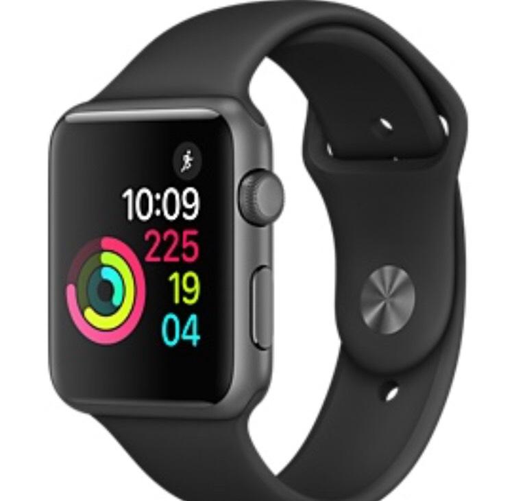 Apple Watch Series 1 42mm Space Grey @ BT Shop - £228.99