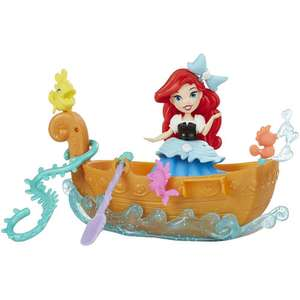 Arial/ Rapunzel Snap Ins with boat - £2.96 in stores @ Toys R Us (Free del with orders over £29.99