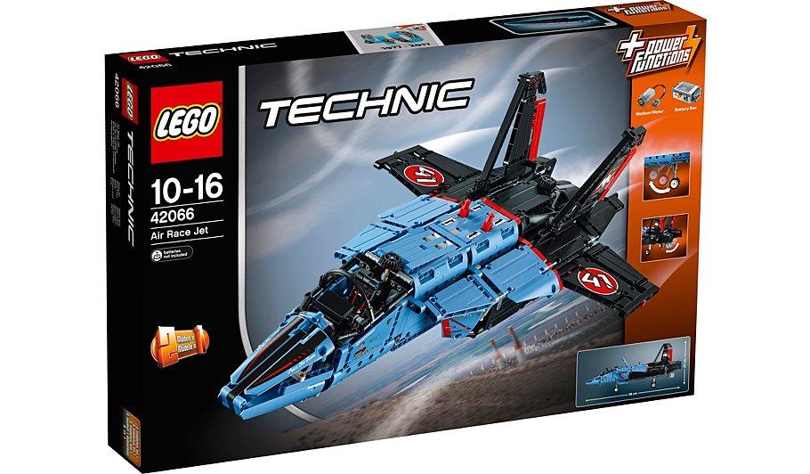Lego Technic Air Race Jet £71 @ Asda