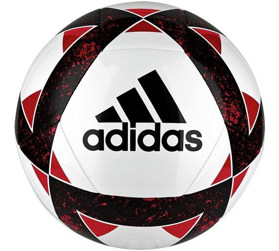 Adidas Starlancer V White Football now £7.99 at Argos