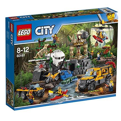 LEGO UK 60161 Jungle Exploration Site Construction Toy - £52 @ Amazon