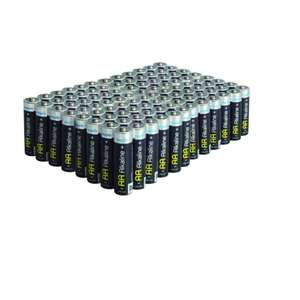Extra Long Life AA Alkaline Battery 100-Pack - Free Delivery/C&C @ Maplin