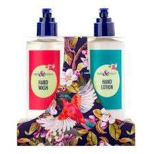 Leafy & Lovely Hand Wash and Hand Lotion Duo Gift Set £2.00 at Superdrug (free click & collect)