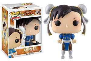 Street Fighter - Chun-Li Pop Vinyl! £4.99 @ Amazon (Add On Item)