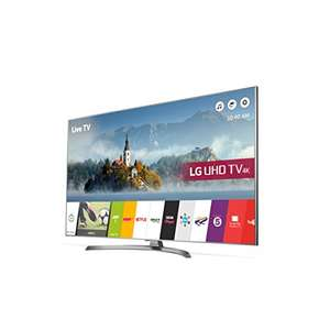 LG 43UJ750V 43in 4K Ultra HD HDR Smart LED TV (2017 Model) £449 @ Amazon