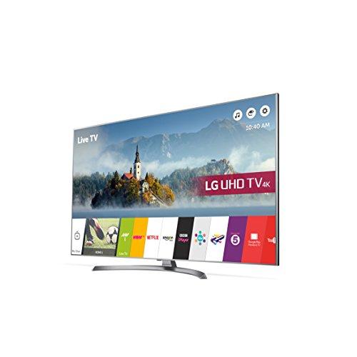 LG 43UJ750V 43in 4K Ultra HD HDR Smart LED TV (2017 Model) £449 @ Amazon