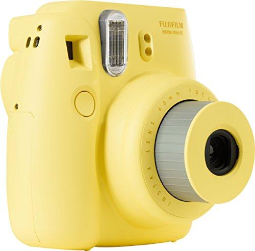 Instax Mini 8 Camera - Yellow £47.80 @ Amazon
