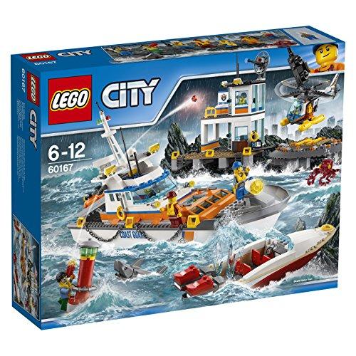 LEGO 60167 Coast Guard Head Quarters Construction Toy £49 @ Amazon