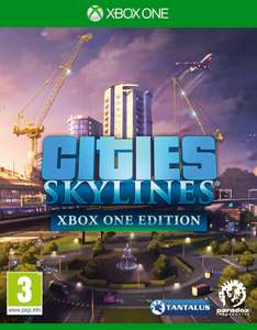 Cities Skylines: Xbox One Edition (Xbox One) £21.99 Delivered @ Zavvi (Includes After Dark)