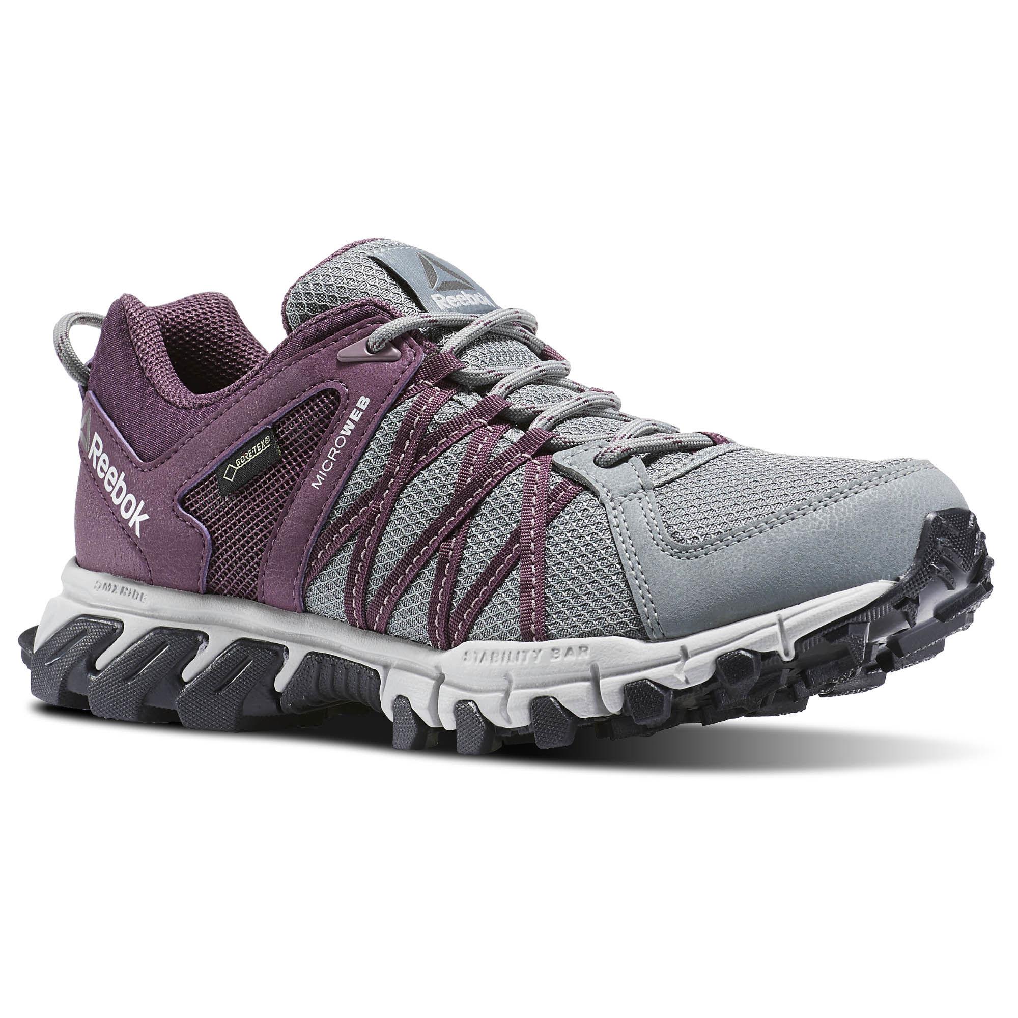 Womens Reebok Goretex TRAILGRIP RS 5.0 GTX - Trail running shoes   £34.90 at Zalando