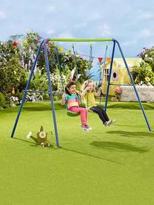 Sportspower Small Wonders Double Swing £28.99 @ Littlewoods