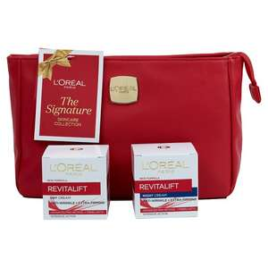 L'oreal Paris Revitalift Anti-Wrinkle Day & Night Cream Gift Set reduced to £7.50 @ tesco & Amazon (thanks to SilentLion)