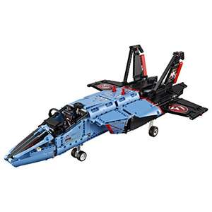 "LEGO 42066 ""Air Race Jet"" Building Toy (Lowest Ever at Amazon) @ 71.00 plus free lego worth £19.99 @ Amazon"