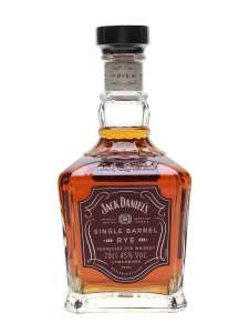 Asda Jack Daniels Single Barrel Rye - £40 instore @ ASDA