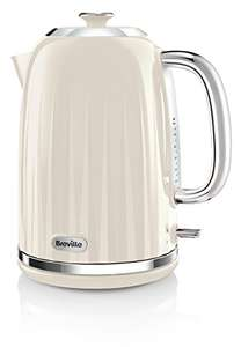 Breville VKJ956 Impressions Kettle, 1.7 L (Cream) - was £28 now £22.99 @ Amazon