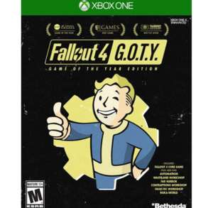 Fallout 4 GOTY xb1/ps4 - £19.99 (Prime) £21.98 (Non Prime) @ Amazon