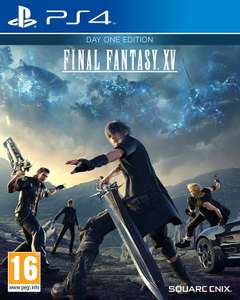 Final Fantasy XV: Day One Edition - PS4/Xbox £12 delivered @ Tesco Direct