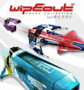 Wipeout omega playstion 4 ps4 vr - £15.99 @ PSN