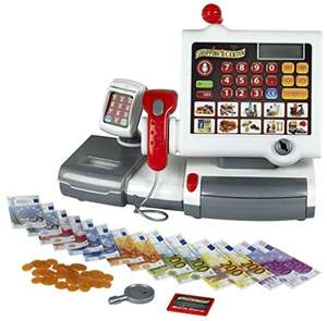 Theo Klein 9356 Electronic Cash Register Set £14.99 (Prime) £19.74 (Non Prime) @ amazon.co.uk