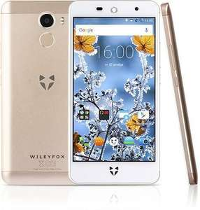 Wileyfox swift 2 gold or pink amazon.co.uk 109.99 with prime
