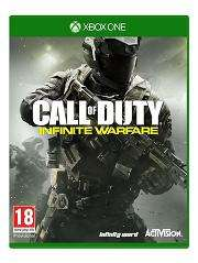 CALL OF DUTY INFINITE WARFARE - XBOX ONE for £5 @ George (Free C&C)
