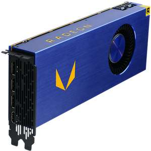 Radeon Vega Frontier Ed. Liquid Cooled 16GB HBC Workstation Graphics Card - £843.59 @ Insight