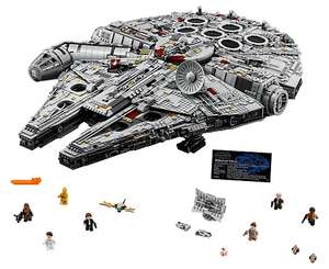 Falcon back in stock for VIP members @ LEGO - £649.99