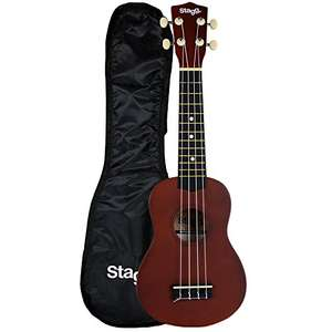 Stagg US10 Traditional Soprano Ukulele - £15.72 (Prime) £20.72 (Non Prime) delivered from Amazon!