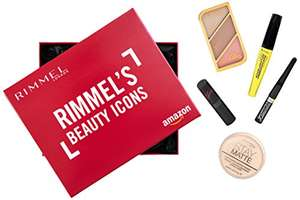 Rimmel London Beauty Gift Box (was £25) Now £15 (prime) / £18.99 (non prime) @ Amazon