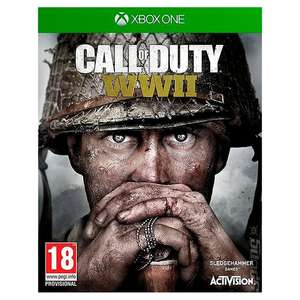 Call of duty ww2 Xbox one £35 Morrisons instore - Guiseley