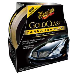 Meguairs Gold Class Carnauba plus Wax paste 311g £11.69 using the code weekend35 @ Eurocarparts