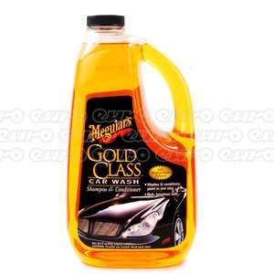 Meguiars Gold Class Shampoo 1.9Ltr for only 11.04 £ using the code Weekend35
