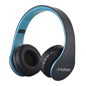 Andoer® Wireless Stereo Bluetooth headset - Only £12.99! Sold by kimton and Fulfilled by Amazon