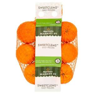 Morrisons Sweetclems 800g £1 @ Morrisons