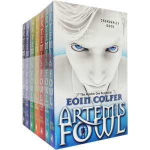 Artemis Fowl by Eoin Colfer - 7 Book Collection now £12 w/code C+C @ The Works