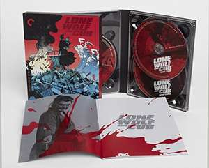 Lone Wolf and Cub [The Criterion Collection] [Blu-ray] £24.99 @ Amazon