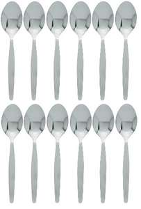 A dozen tea spoons for 83p for less than 7p a pop.. (£4.82 non prime) @ Amazon