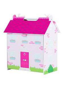 Plum hove wooden dolls house £14.99 (plus £3.99 postage) @ Very